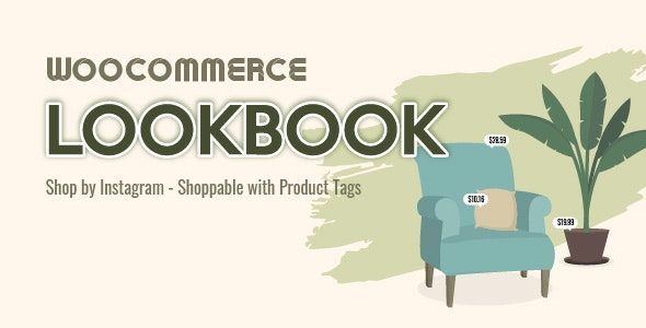 WooCommerce LookBook - Shop by Instagram - Shoppable with Product Tags - CodeCanyon Item for Sale