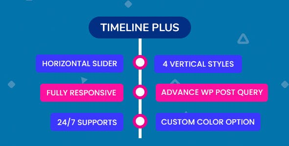 Timeline Plus - Addon WPBakery Page Builder (Formerly Visual Composer)