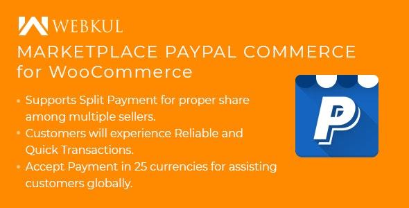 WooCommerce Marketplace PayPal Commerce