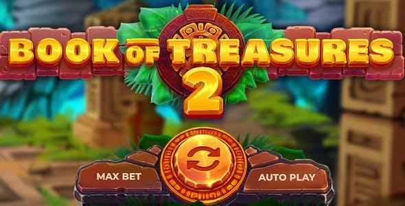 Book Of Treasures 2 - html5 slot