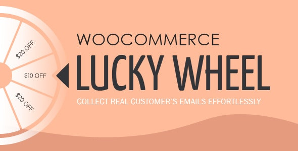 WooCommerce Lucky Wheel - Spin to win - CodeCanyon Item for Sale