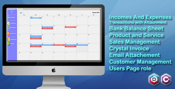 Accounting and Billing Invoice Software - CodeCanyon Item for Sale