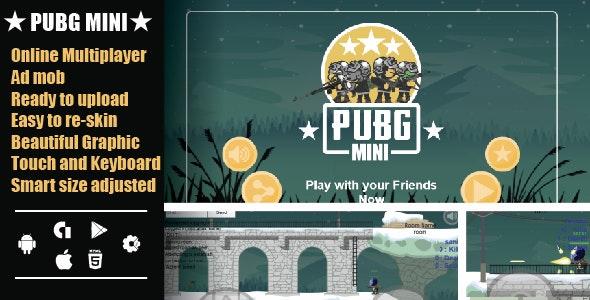 Pubg mini multiplayer v2.0 - CodeCanyon Item for Sale