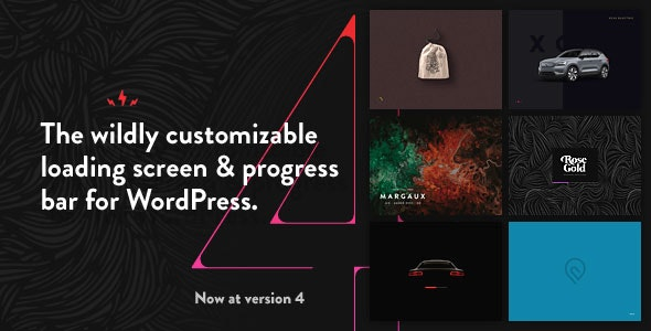 PageLoader: WordPress Loading Screen and Progress Bar - CodeCanyon Item for Sale