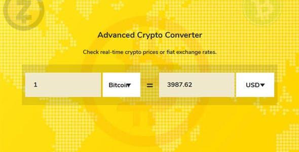 ACC - Advanced Crypto Converter