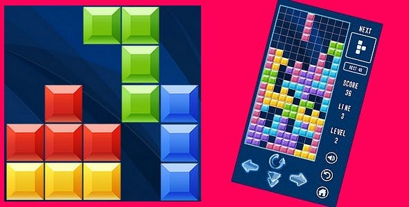 Brick Block | HTML5 Game Template (capx)