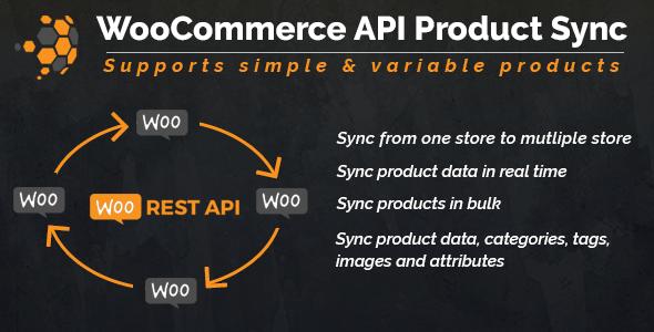WooCommerce to WooCommerce Product Synchronization Via API - CodeCanyon Item for Sale