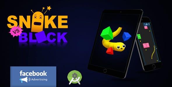 Snake vs Block V2 (Facebook Ads + Android Studio)