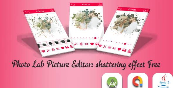 Photo Lab Picture Editor: face effects, art frames - CodeCanyon Item for Sale