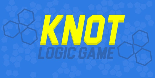 Knot logical game - HTML5 Game + Mobile Version! (Construct 3 / Construct 2 / Capx) - CodeCanyon Item for Sale