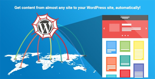 WP Content Crawler - Get content from almost any site, automatically! - CodeCanyon Item for Sale
