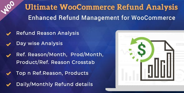 Ultimate WooCommerce Refund Analysis