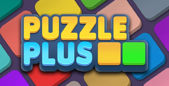 Puzzle Plus - Game Unity Project - CodeCanyon Item for Sale