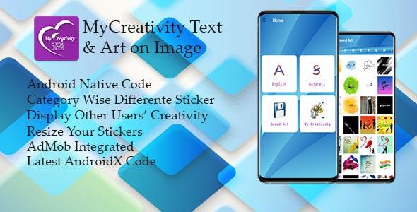 MyCreativity Text & Art on Image