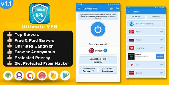 Ultimate VPN & Security unblock Proxy | Super Secure VPN