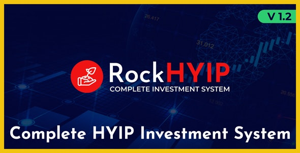 RockHYIP - Complete HYIP Investment System - CodeCanyon Item for Sale