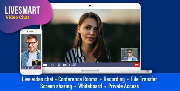LiveSmart Video Chat