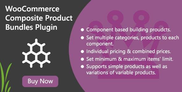 WooCommerce Composite Product Bundles Plugin