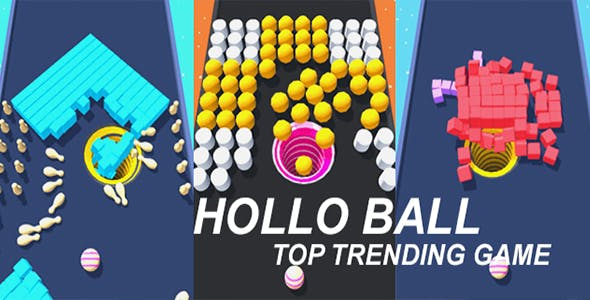 Hollo Ball (unity)