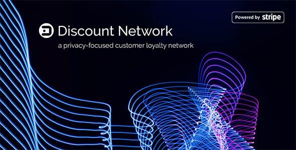 Discount Network - SaaS