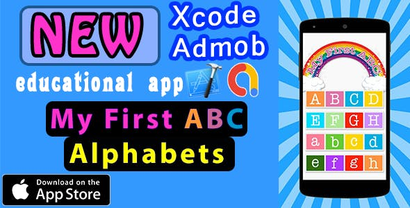 Educational App Kids fun English learning - iOS