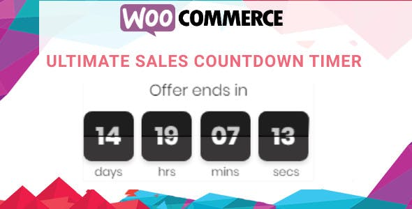 WooCommerce Ultimate Sales Countdown Timer Plugin