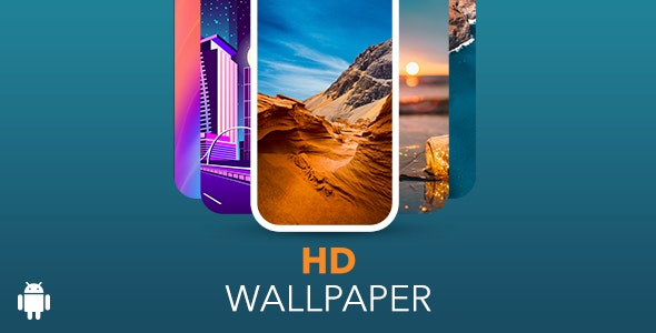 HD Wallpaper Template for Android with PHP Script - CodeCanyon Item for Sale
