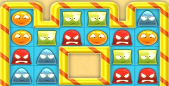 Tiny Jelly - Html5 Game