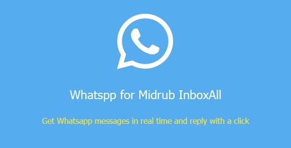 Whatsapp for Midrub InboxAll - CodeCanyon Item for Sale