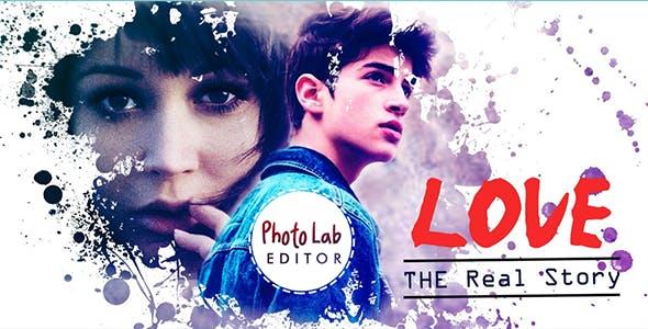 Photo Lab Editor - Photo Editor