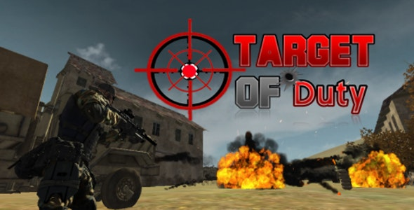 Target Of Duty(Complicated AndroidGame) - CodeCanyon Item for Sale