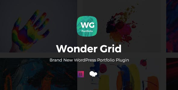 Wonder Grid - WordPress Portfolio Plugin