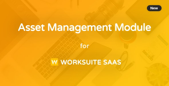 Asset Management Module for Worksuite SAAS CRM - CodeCanyon Item for Sale