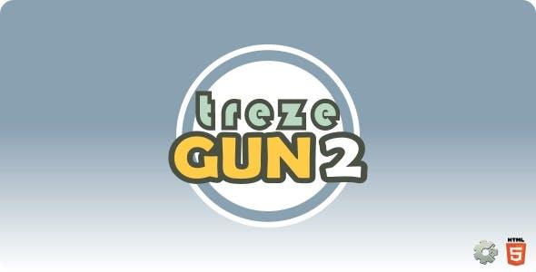 trezeGun2 - HTML5 Casual Game