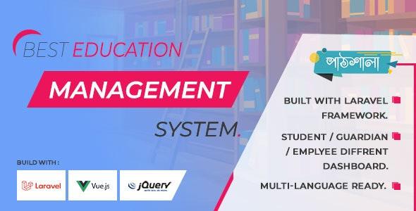 Pathshala - school management system - CodeCanyon Item for Sale
