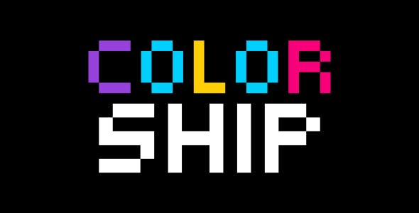 Color Ship | Html5 Mobile Game | android & ios