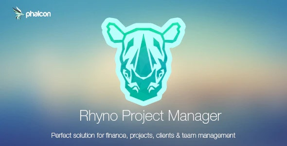 Rhyno Project Manager - CodeCanyon Item for Sale