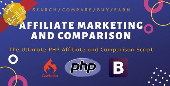 Quick Compare Affiliate Market - CodeCanyon Item for Sale