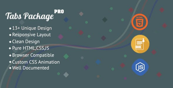 Tabs Package Pro