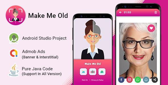 Make Me Old - For Make You Look Older