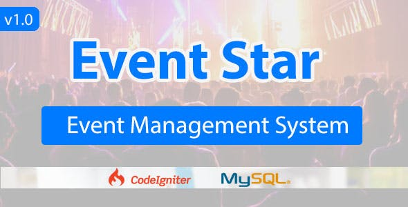 Event Star - Event Management And Administration System