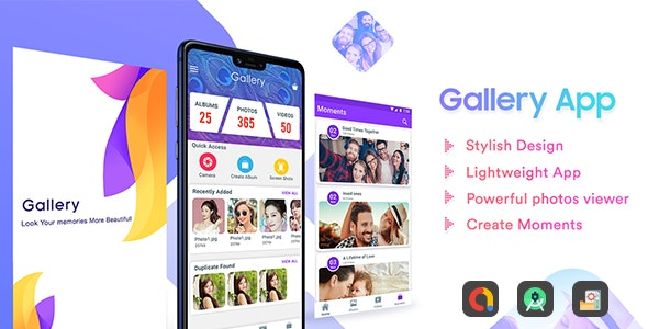 Gallery - Photos & Videos (Android) - CodeCanyon Item for Sale
