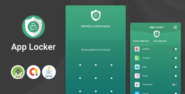 App Locker - Complete Mobile App Security - CodeCanyon Item for Sale