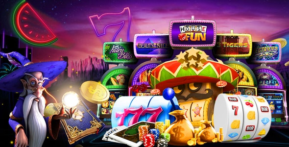 Casino, Slot Machine , Spin,Scratch,Daily Bonus,Redeem by VisionDEVs