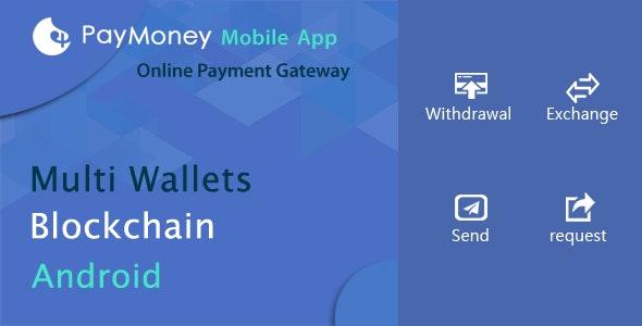 PayMoney - Mobile App - CodeCanyon Item for Sale