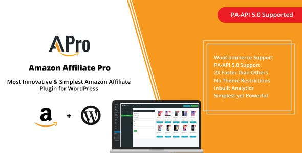 AAPro - WooCommerce Amazon Affiliate Pro WordPress Plugin