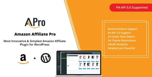 AAPro - WooCommerce Amazon Affiliate Pro WordPress Plugin - CodeCanyon Item for Sale