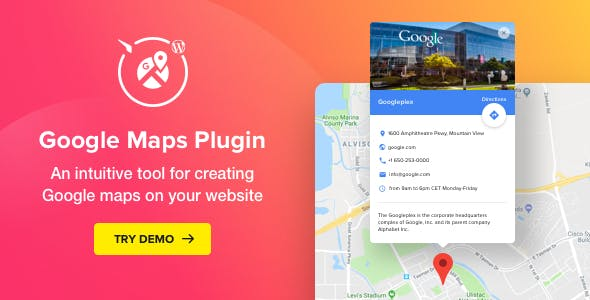 Google Maps - WordPress Map Plugin