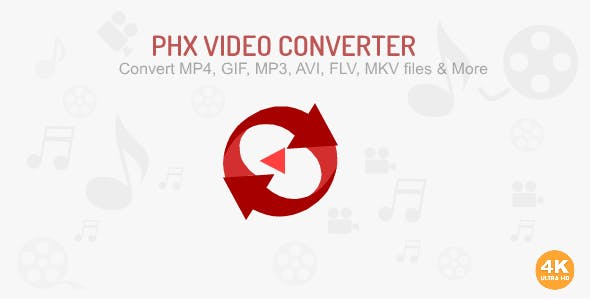 PHX Video converter pro - Native Ads Admob - Convert to mp3,gif,mkv,flv and more