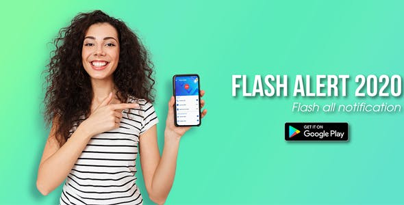 Flash Alerts - Front Flash Notification - Flash Alerts on call, sms